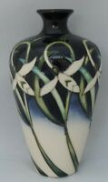 Moorcroft Twenty Winters vase - designed by Nicola Slaney - shape 72/6 - orig...