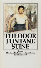 in- FONTANE : STINE    899 a   Erstausgabe