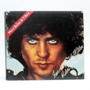 Marc Bolan - Alliage Zinc et The Hidden Riders Of Tomorrow - Musique Album CD X