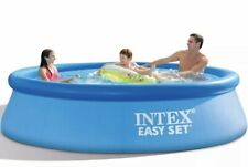 ✅ Intex 28122 Easy Set Ring Pool 10ft (3.05m) + Filter Pump✅ NEXT DAY DELIVERY