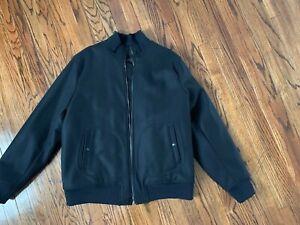 Rag & Bone mens  Bayes Jacket  -BLACK - SIZE - XXL BRAND NEW (PRICED $795)