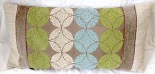 Chenille Rectangular Decorative Bolster Covers