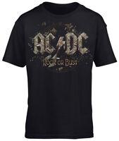 AC/DC 'Rock Or Bust' Kids T-Shirt - NEW & OFFICIAL!