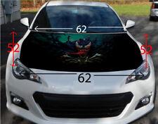Venom Hood Wrap Spiderman Sticker Vinyl Decal Car Truck SUV Graphic
