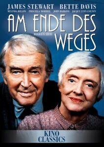 Am Ende des Weges (1983)[DVD/NEU/OVP] Bette Davis + James Stewart