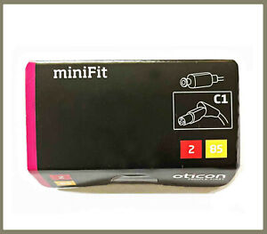 Oticon Speaker Unit Minifit Hearing Aid Right Side Receiver Wire 85db