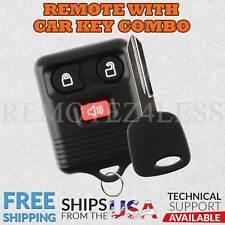 Keyless Entry Remote for 2001 2002 2003 2004 Mazda Tribute Car Key Set
