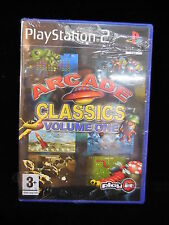 Arcade Clasicss Volumen 1 para playstation 2