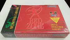 Red Zone NFL Football Card Game Deluxe Double Deck Game Set SEALED!!!