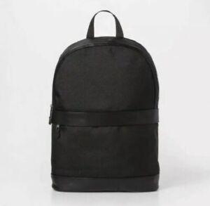 Goodfellow & Co Men's Nylon Dome Backpack - Black