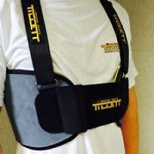 Tillett P1 Ribtec Rib Body Protector Colour Grey Brand New Size Cadet