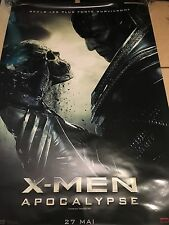 X-MEN APOCALYPSE  Original Movie Poster - Adv - DS - 27x40 - French/English Ver.