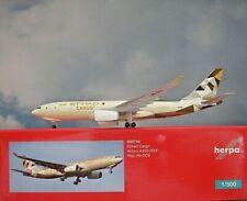 Herpa Wings 1:500 Airbus A330-200F  Etihad Cargo  532716  Modellairport500