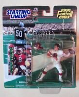 Steve Young San Francisco 49ers Starting Lineup Action Figure NFL NIB 1999-2000