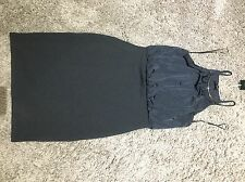 Women's Black Dress Size 10