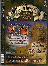 Karfunkel Zeitschr. f erlebbare Geschichte 58/05 Spanien im Mittelalter