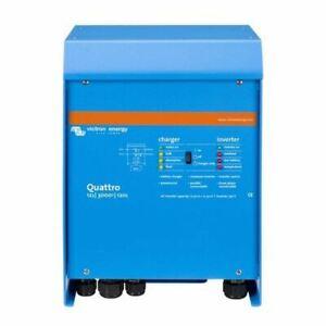 Victron Energy Quattro 48V 3000Watt Power Inverter Charger QUA483021100