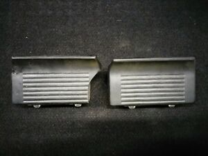 Toyota Corona 1977 Ashtrays Rear Genuine One Has A Piece Broken Off See Pictures
