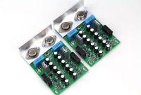 One pair Assembeld Regulator Power supply board for NAP250/135 amplifier board