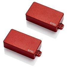 EMG 81/85 Humbucker Replacement Alnico Electric Guitar Pickup Set Red
