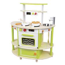 Spielküche - Kinderküche aus Holz - Küche - sky-blue - Arc Kitchen -