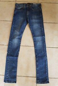ELWOOD Sz 30 stretch skinny jeans worn look like new