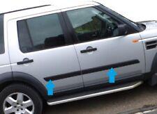 Side body mouldings rubbing door trim strip Land Rover Discovery 3/4 LR3 LR4 HSE