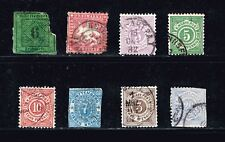 GERMANY Wurttemberg Stamp COLLECTION LOT #3