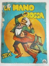 Tex n 1 - Originale - Spillato - Totalmente NON censurato - COMPRO FUMETTI SHOP