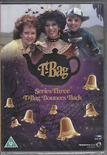 T-Bag Complete Series Three - T-Bag Bounces Back New & Sealed R2 DVD