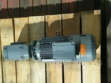 SEW-EURODRIVE KA47 DRN100LM4/BE5HF Helical-Bevel Gearmotor  3PH, 3HP