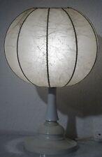 Mid Century Lamps-Grande Designer palloncino griglia Lampada Lampada da tavolo luce ~ 60er