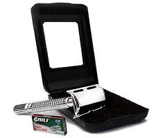 Baili silver ® - Double Edge Razor Safety Razor / Fits all razor blades