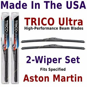 Buy American: TRICO Ultra 2-Wiper Blade Set: fits listed Chrysler: 13-21-21