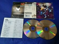 Kiss Alive! Japan SHM-CD 2CDs Obi UIYC25019/20