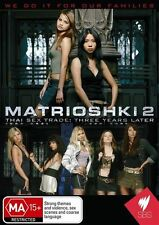 Matrioshki 02 - Thai Sex Trade (DVD, 2009, 3-Disc Set) Brand New Sealed