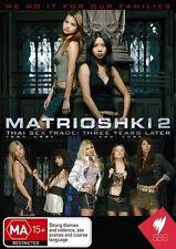 Matrioshki 02 - Thai Sex Trade (DVD, 2009, 3-Disc Set) New & Sealed