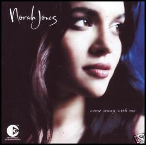 NORAH JONES - COME AWAY WITH ME CD ~ JAZZ / BLUES *NEW*