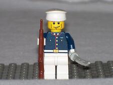 Lego Custom Minifig USMC Marine Soldier
