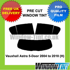 PRE CUT CAR WINDOW TINT KIT Vauxhall Astra 5-Door 04-10 (H)