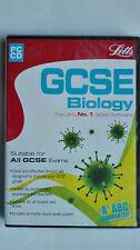 Letts GCSE Biology (PC CD) BRAND NEW in original shrink proof wrap