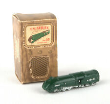 Vintage Benbros T.V Series No.16 Green Streamlined Express Loco *BOXED*