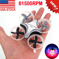 BoldClash BWHOOP B03 Pro 716 Motor 61500rpm Alloy EDF RC Quadcopter Drone Gray