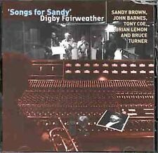 Digby Fairweather - Songs for Sandy [CD]