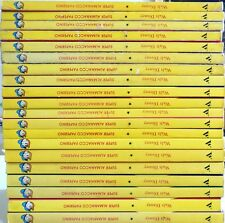 LOTTO SUPER ALMANACCO PAPERINO 2 SERIE SEQUENZA 2-25 MENO N.5-10-11-12 -DISNEY