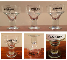 Vintage Margarita Glasses Tumblers Barware Cazadores Glassware See Selections