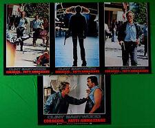 H23 Lot Fotobusta Mut Handarbeit Töten Clint Eastwood Sondra Locke Pat