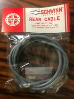 SCHWINN REAR BRAKE CABLE TO FIT WEINMANN TOURIST LEVERS ONLY NO. 17 - 542