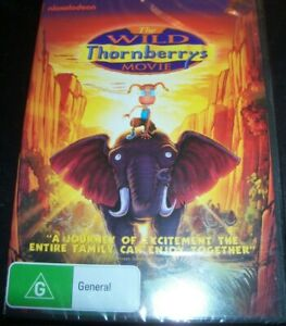 The Wild Thornberrys Movie (Australia Region 4) DVD - New
