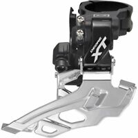Shimano FD-M786 XT 10-speed double front derailleur, conventional swing, black